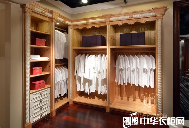 东威利衣柜欧式衣柜装饰效果图欧式风格
