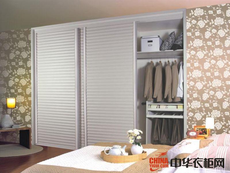 艾尔家衣柜,艾尔家衣柜艾尔家衣柜白橡木装饰效果图现代简约