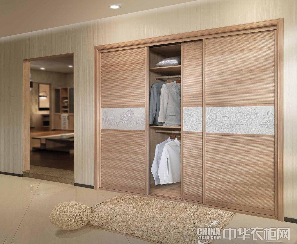现代简约风卧室衣柜效果图