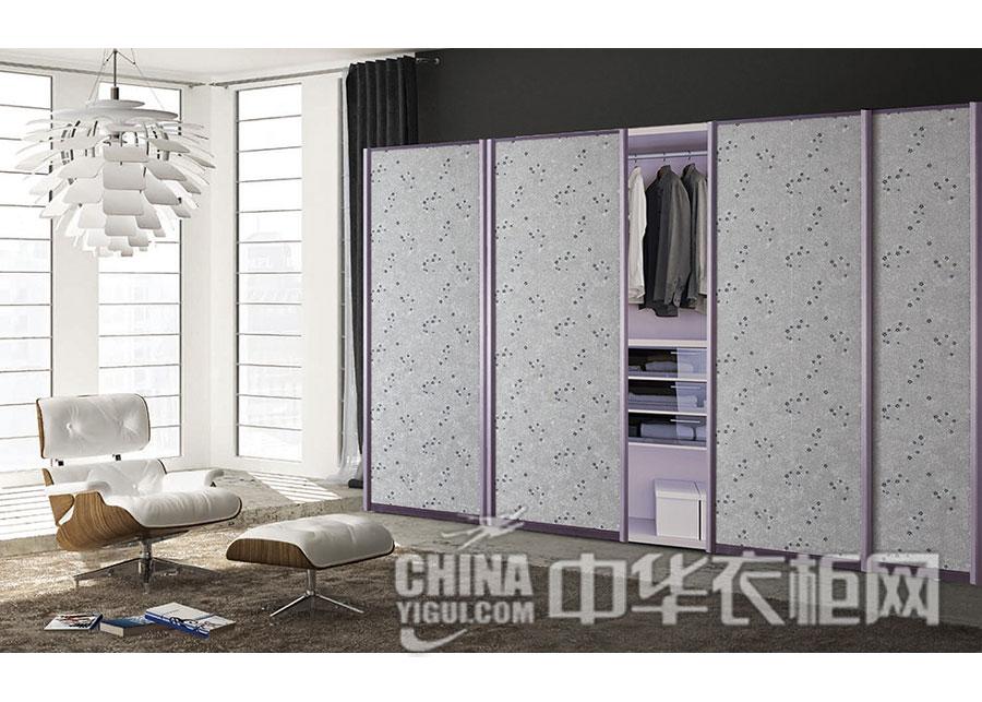 异域风情整体衣柜效果图 流光异彩置身梦幻迷离的海市蜃楼
