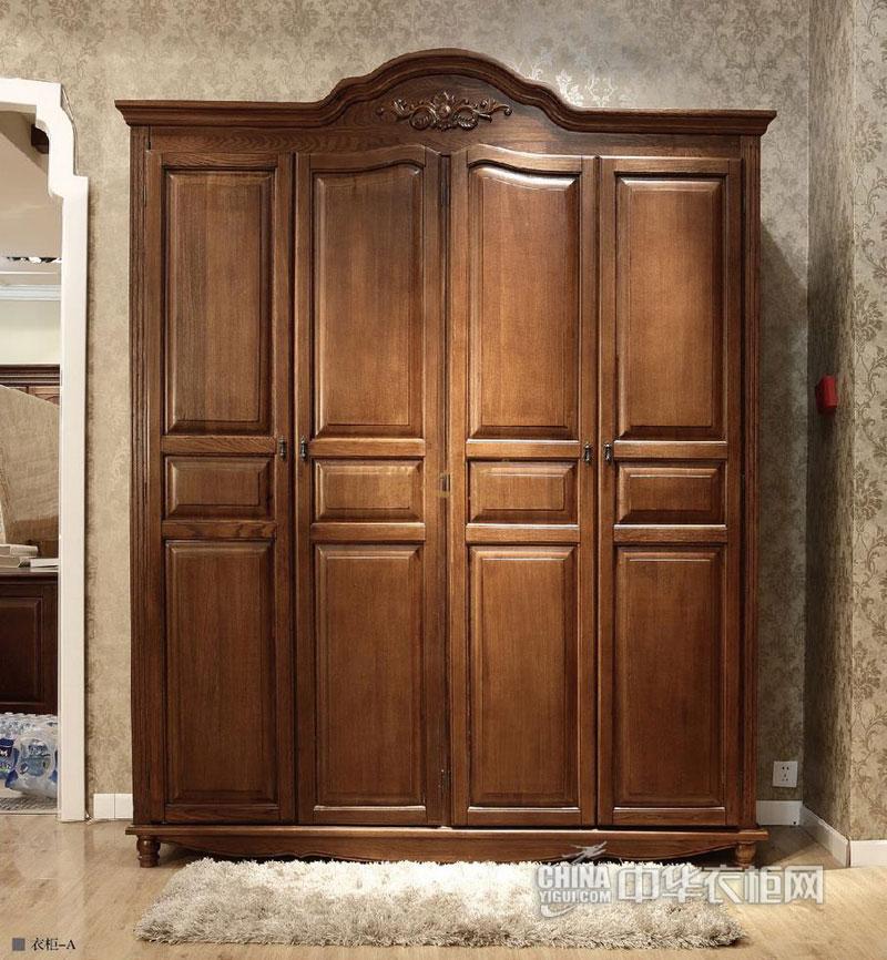 美式衣柜效果图 含蓄的美妙图片