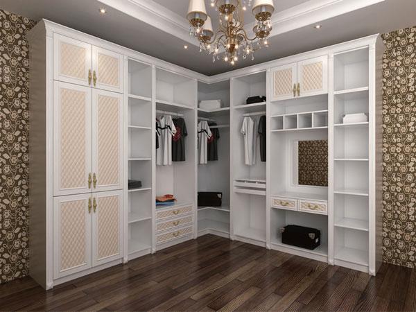 衣柜转角合理设计图