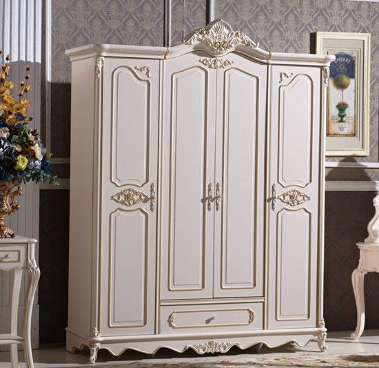 欧式移门衣柜设计图 2014最新卧室衣柜效果图