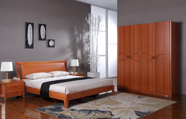 现代中式衣柜效果图 卧室衣柜装修效果图