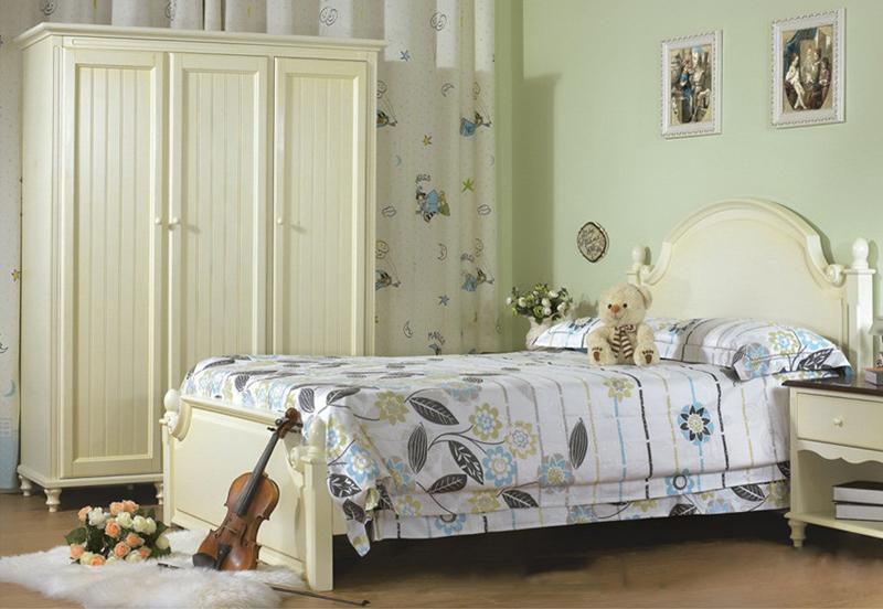 地中海风格儿童卧室装修图片 卧室衣柜效果图