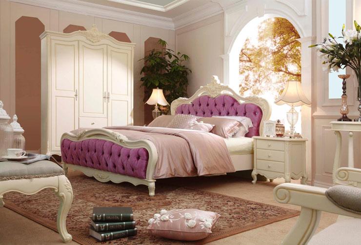 装出现代时尚家 甜美公主房卧室衣柜图片