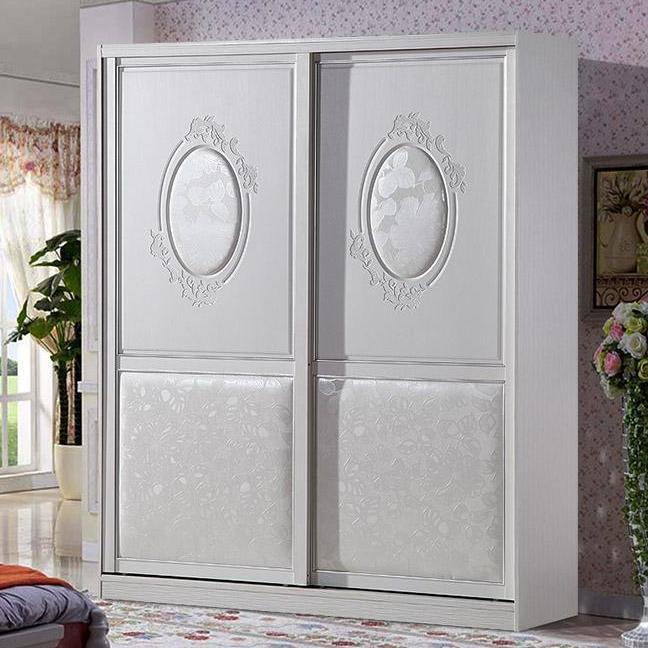 欧式软包移门衣柜效果图 让你的室内极具魅力