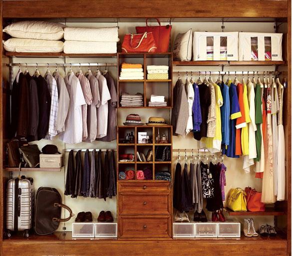 美式卧室魅力打造 简约美式风格衣柜效果图