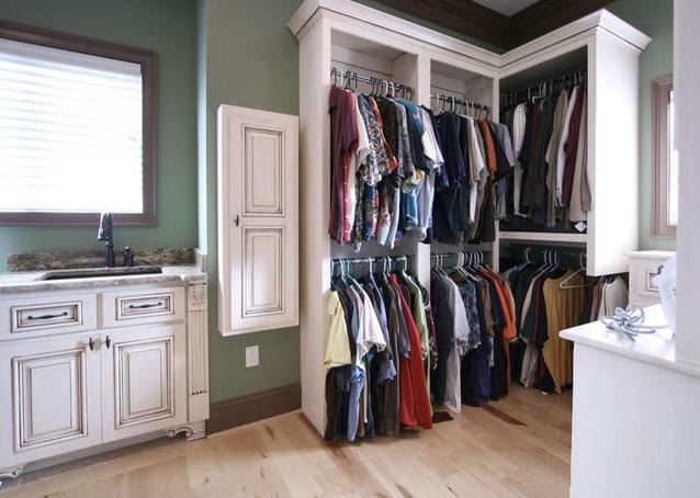 卧室衣柜设计图欣赏,打造完美品质生活